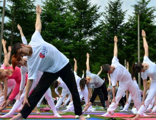 Yoga Retreat Amrita 2013