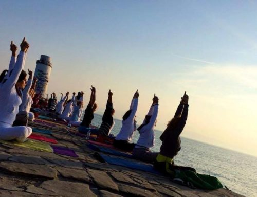 Yoga Intensive in Greece 2014