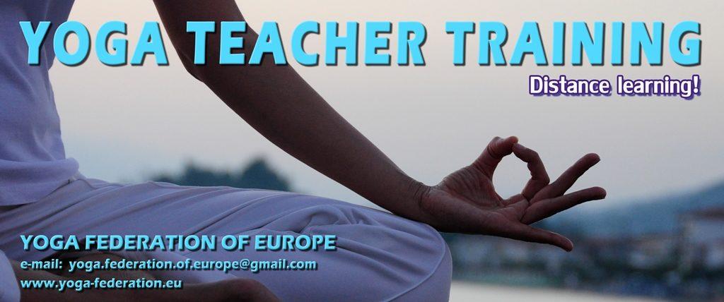 Yoga Teacher Training Distance learning