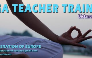 Yoga Teacher Training Distance learning