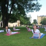 Mezinarodni den jogy v Praze, 2016
