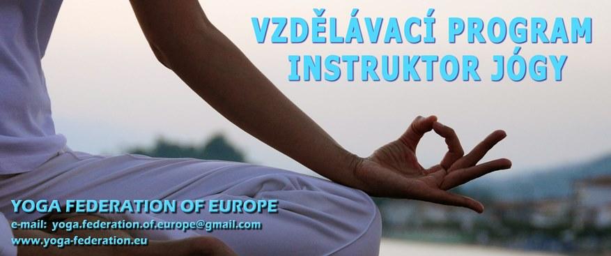 instruktor jogy