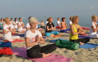 joga retreat v recku 2016
