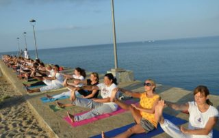 joga retreat u more 2015, Nikiti