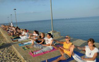 joga retreat u more 2015, Nikiti
