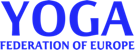Yoga Federation of Europe Mobile Logo