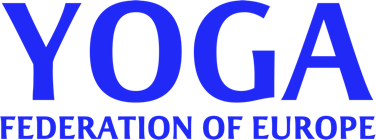 Yoga Federation of Europe Retina Logo