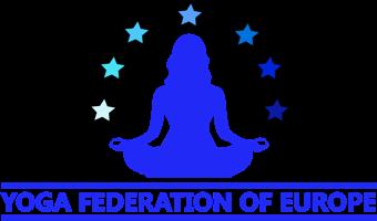 Yoga Federation of Europe Retina Logo