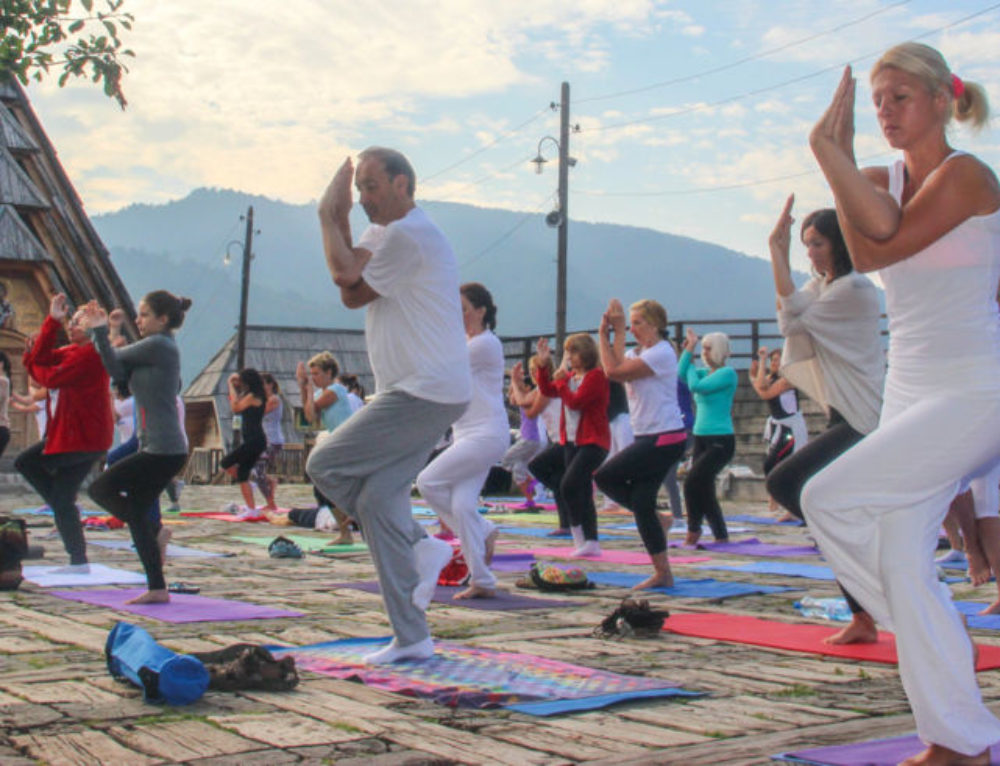 Yoga Retreat Samyama 2016