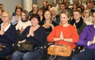 Geheimnisse des Yoga Wien
