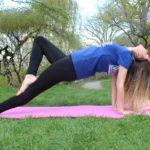 Bezplatné lekce jógy - Cvicte jogu s nami v Parku na Kampe Evropska federace jogy