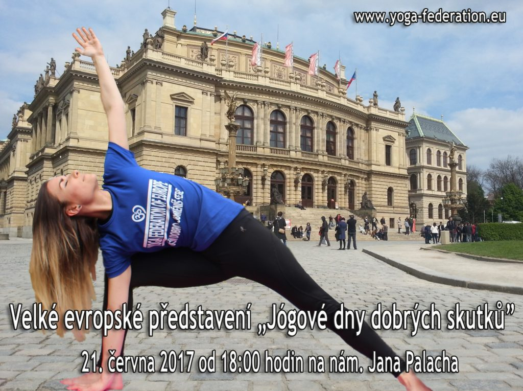 Velke evropske představeni Jogove dny dobrych skutku