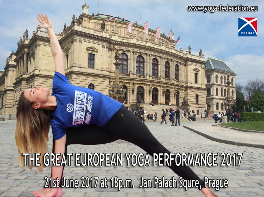 Great Yoga Performance 2017