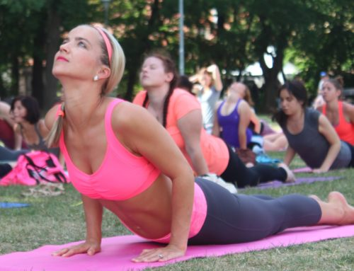 Yoga at Kampa Park – Practice yoga with us 2018