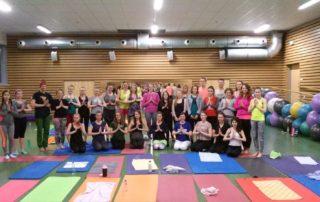 Akademicka joga