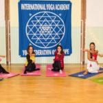 vanocny joga oslava evropske federace jogy