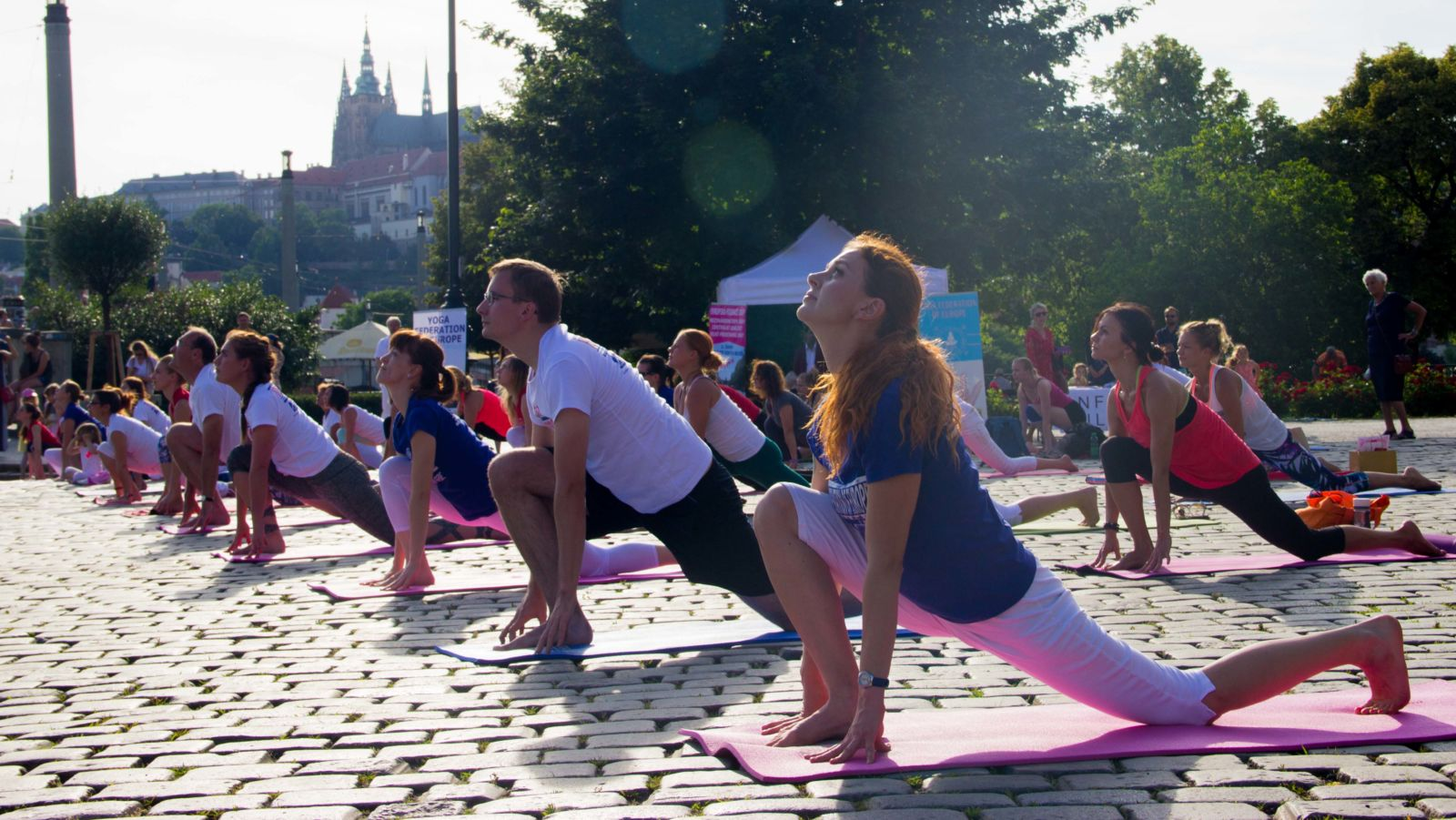yoga teacher training prague