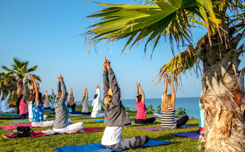 Palma de Mallorca - Yoga Retreat YFE 2018