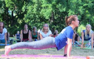 Cvicte jogu s nami v Brne 2018