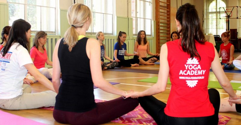 Yoga Servis mobility Evropske federace jogy SMYFE-1