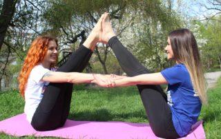 Yoga Servis mobility Evropske federace jogy SMYFE