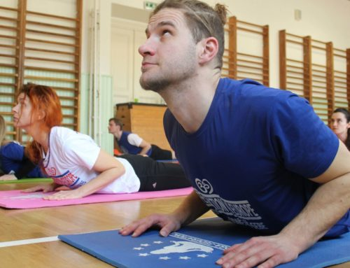 Yoga for athletes preparation
