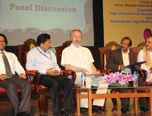 SCI Yoga Conference Mangalore