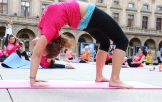 international day of yoga Prague