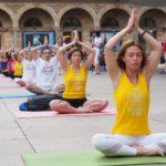 international day of yoga Prague