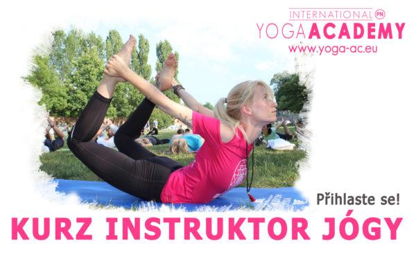 kurz instruktor jogy