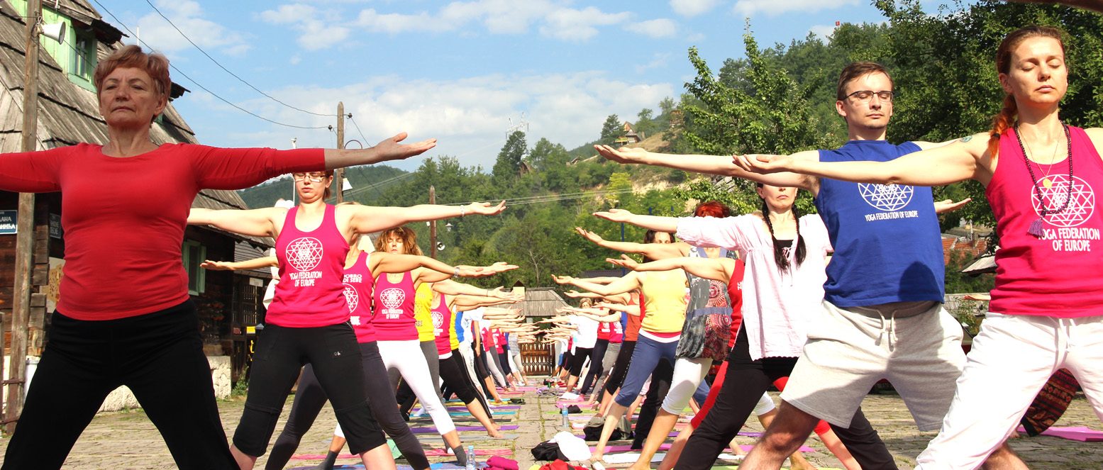 International Yoga Retreat