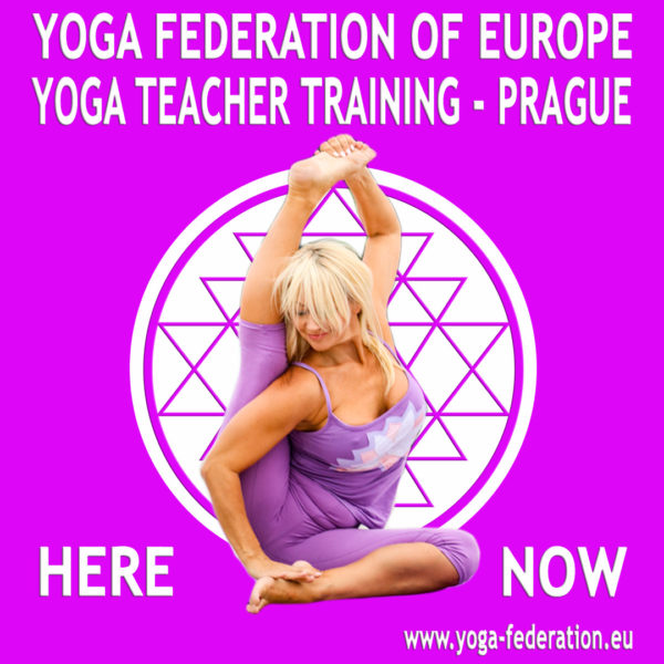 yoga teacher training prague