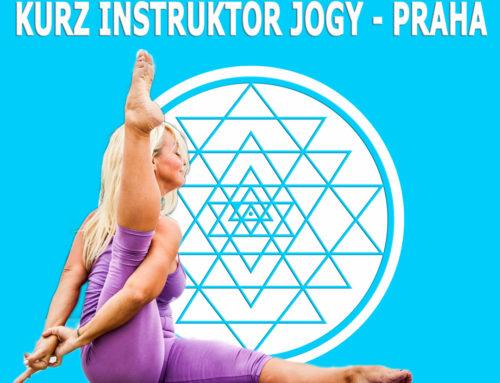 Individuální kurz Instruktor jógy