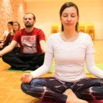 Yoga in osterreichischen Gebardensprache
