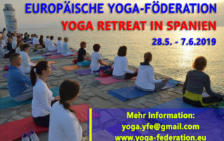 Yoga Retreat in Spanien 2019