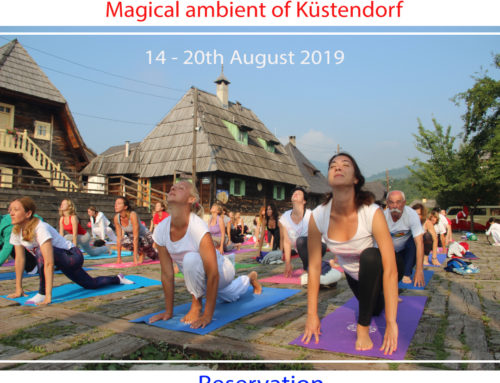 "International Yoga Camp ""Hrit"""