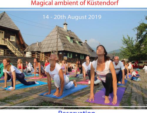 "International Yoga Camp ""Hrit"""