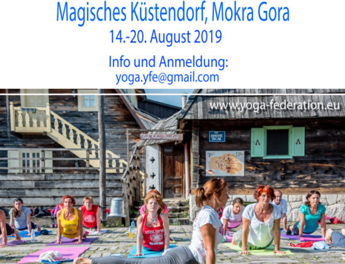 "Internationales Yoga-Camp ""Hrit"""