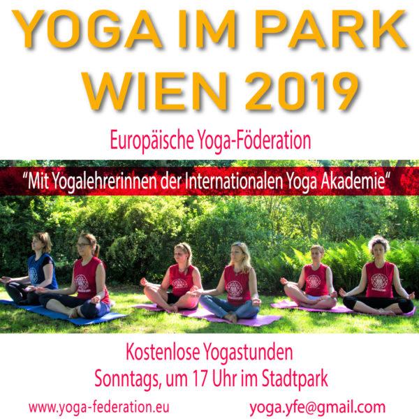 YOGA IM PARK - WIEN 2019-3
