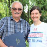 Petr Burgr ZDARMA - Joga v Parku na Kampe – Cvicte jogu s nami 2019-1