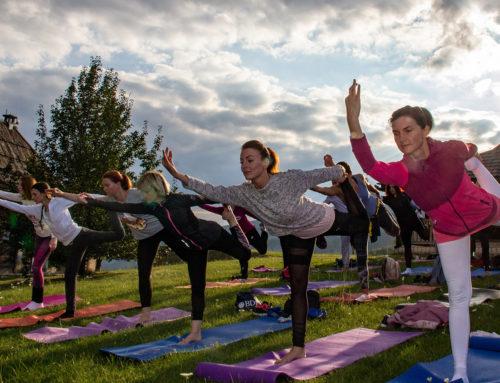 Proběhl Mezinárodní jóga tábor HRIT