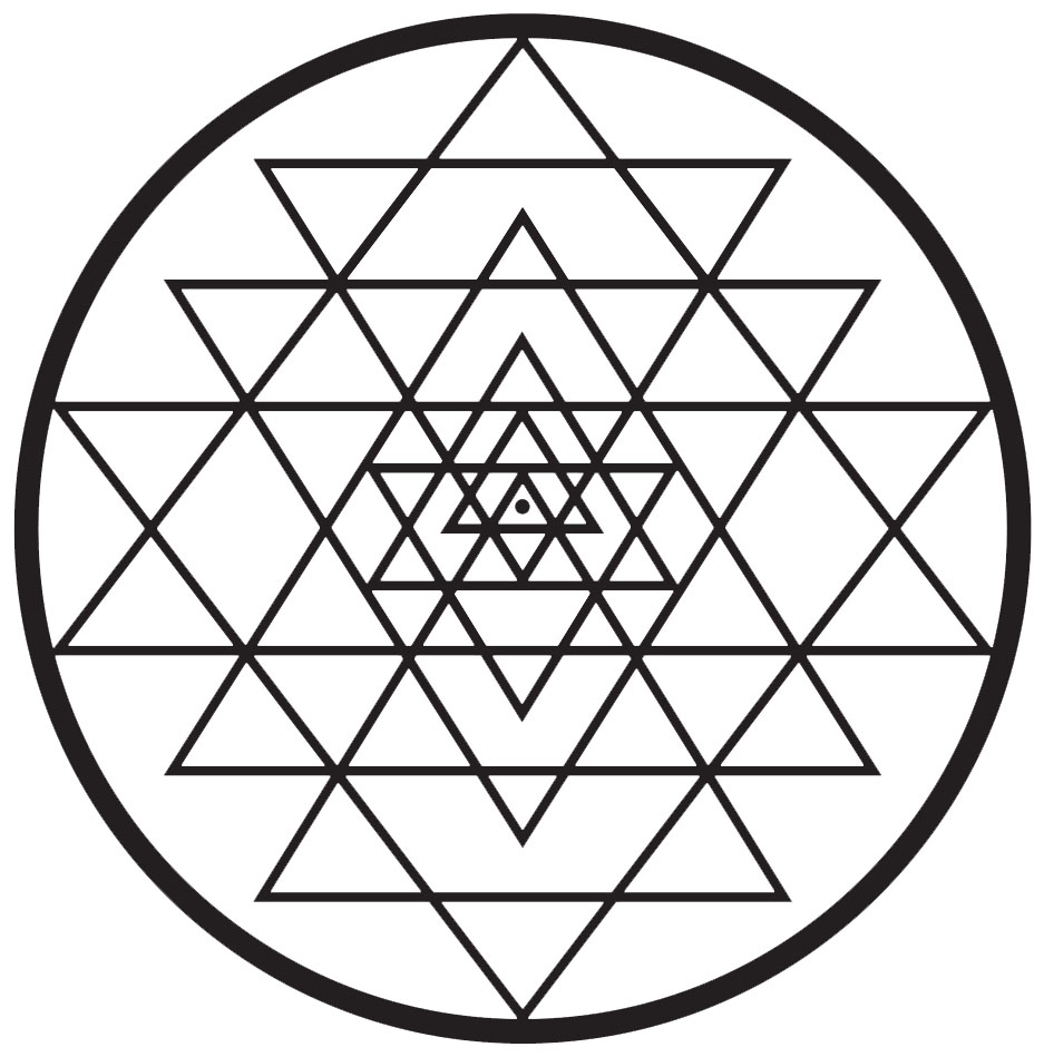 yoga federation of europe - shri yantra