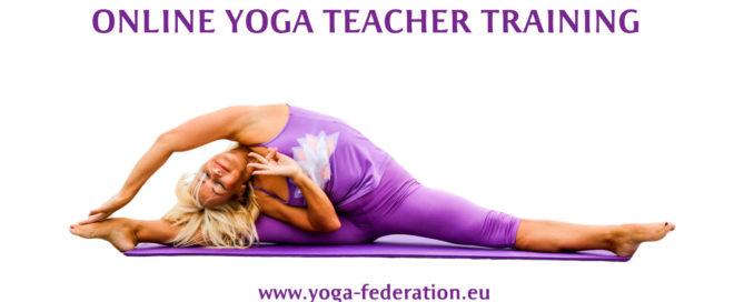 online yoga teacher training yoga federation of europe 2020