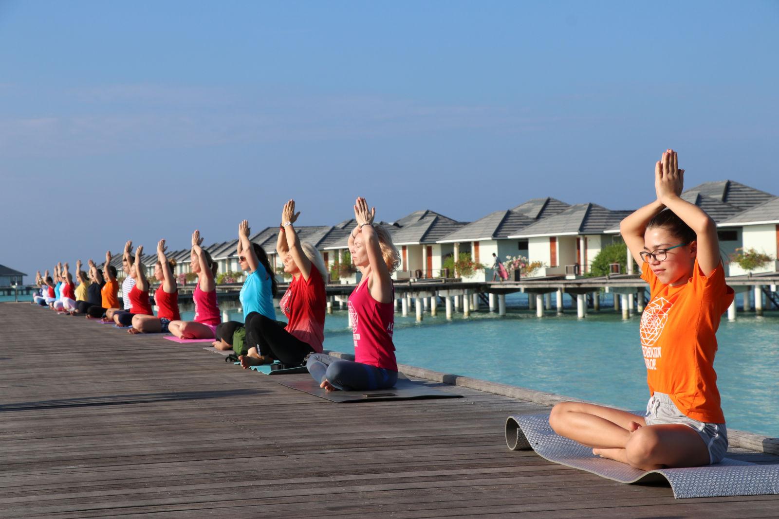 Yoga Federation Of Europe Yoga Federation Of Europe