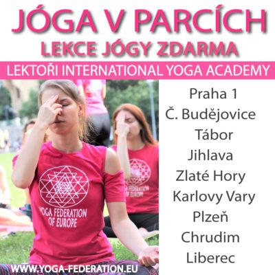 Joga v parcich 2020 - Yoga Federation of Europe