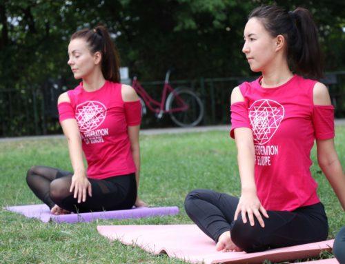 Mezinárodní den jógy 2021