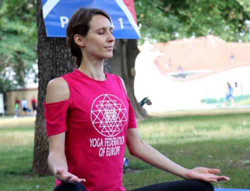 Lekce jógy zdarma – Cvičte jógu s námi 2021