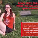 Lekce jogy zdrama, Praha Dubec